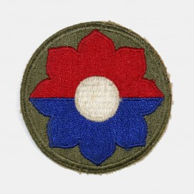 9th Infantry Patch