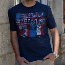Allied Flags T-Shirt