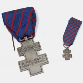 Médaille France Libre