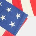 Embroidered USA flag - 48 stars