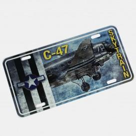 Plate C-47