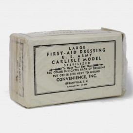 First-Aid Dressing- Large US