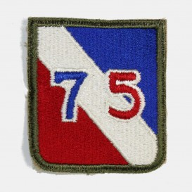 Patch 75th Infantry Division