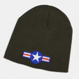 USAAF star wool cap