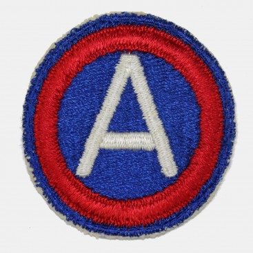 3rd Army Patch