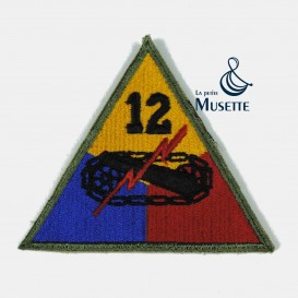 Patch 12th Armored