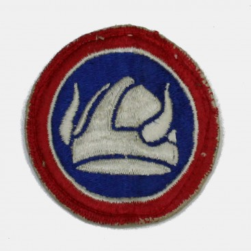 47th Infantry Division Patch