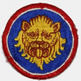 106th Infantry Division Patch