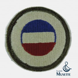 Greenback Ground Forces Patch