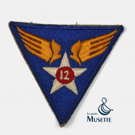 Patch - 12th AAF