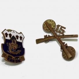 15th Infantry Regiment Lot