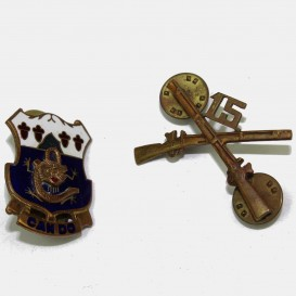 Lot 15th Infantry Regiment