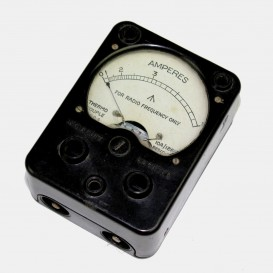 RAF ammeter