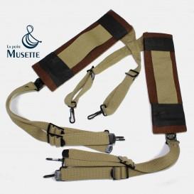 Rigger US M36 Suspenders