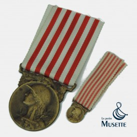 WWI French Medal