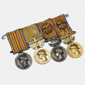 Firemen Medal
