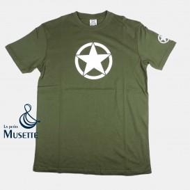 T-shirt Etoile US