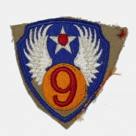 Patch 9th Usaaf