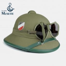 Colonial Helmet