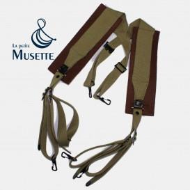 N°2 Rigger US M36 Suspenders