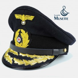 Kriegsmarine Officer cap