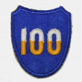 100th ID Patch