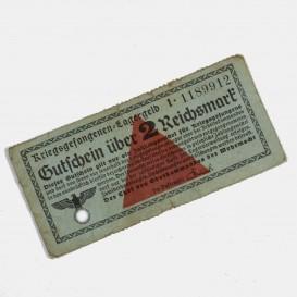Billet de 2 Reichsmark