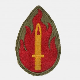 63th Infantry Division Patch