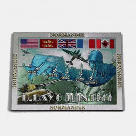 Normandy D-DAY Magnet