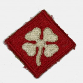 4th US Army Patch