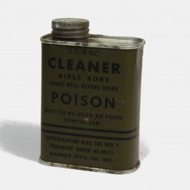 Bidon d'huile - 6 Oz