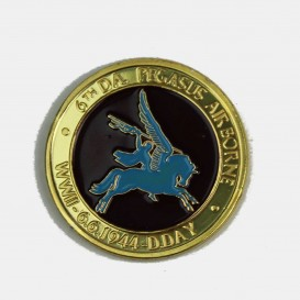 6th Airborne Coin