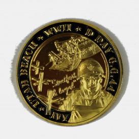 Utah Beach Coin