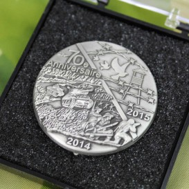 Souvenir Badge - 70th Anniversary