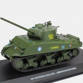 Sherman - 2ème DB