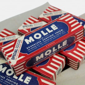 Crème de rasage Mollé