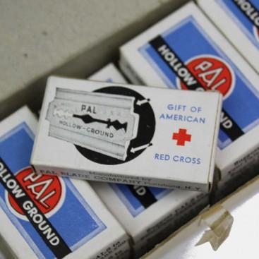 PAL - Red Cross Blades