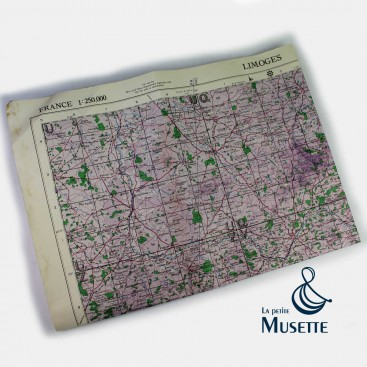 Limoges Map