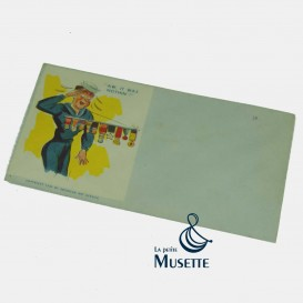 JP.Jones Patriotic envelope
