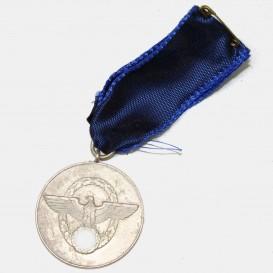Medal 8 years