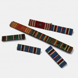 Ribbons and Crest Lot
