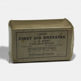 First Aid Dressing Large