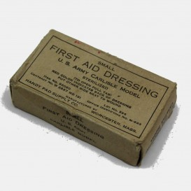 Small First-Aid Dressing