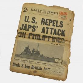 Daily Times - 10 Décembre 1941
