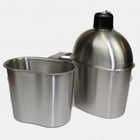 Canteen and cup, Luxury
