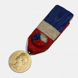 Work - Trade - Industry Medal
