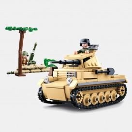 German Light Tank Toy