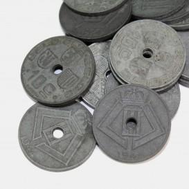 10 Centimes coin, Belgium