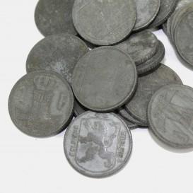 1 Franc coin, Belgium