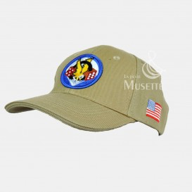 506th Cap - Beige